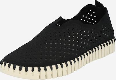 ILSE JACOBSEN Slip-on 'FLATS' in de kleur Zwart, Productweergave