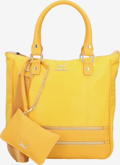 SANSIBAR Handtasche in gelb, Produktansicht