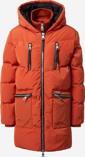 khujo Manteau d'hiver 'Sofia' en orange, Vue avec produit
