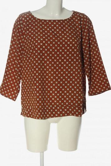 REKEN MAAR Blouse & Tunic in M in Light orange / Wool white, Item view