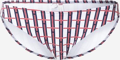 Tommy Hilfiger Underwear Bikinitrusse i natblå / rød / hvid, Produktvisning