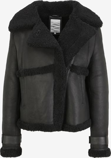 Goosecraft Lederjacke 'ARIANA' in schwarz, Produktansicht