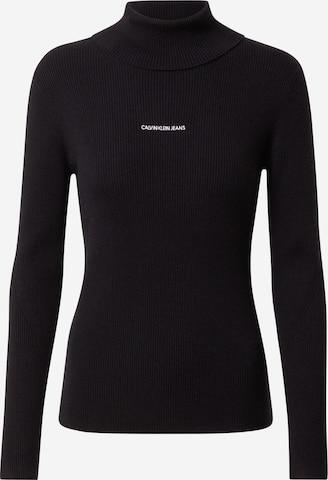 Pullover di Calvin Klein Jeans in nero