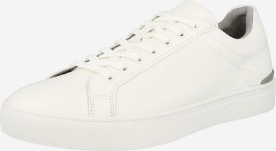 sötétszürke / fehér ALDO Rövid szárú edzőcipők 'EISINGEN', Termék nézet