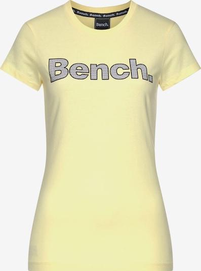 BENCH Funktionsshirt in gelb / schwarz, Produktansicht