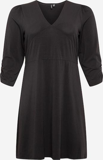 Vero Moda Curve Kleid 'ALBERTA' in schwarz, Produktansicht
