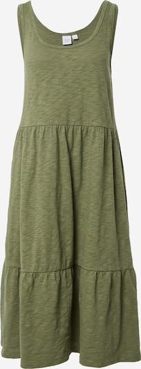 GAP Poletna obleka | kaki barva, Prikaz izdelka