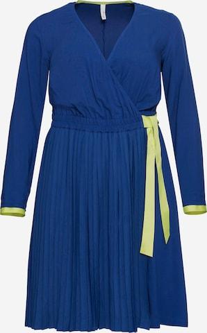 SHEEGO Dress in Blue