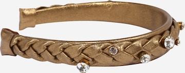 Twinset Biżuteria do włosów w kolorze złoty