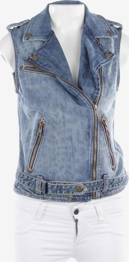 Current/Elliott Jeansweste in XS in blau, Produktansicht
