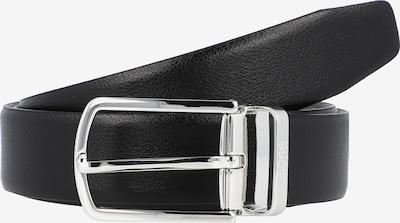 BOSS Casual Gürtel in schwarz, Produktansicht