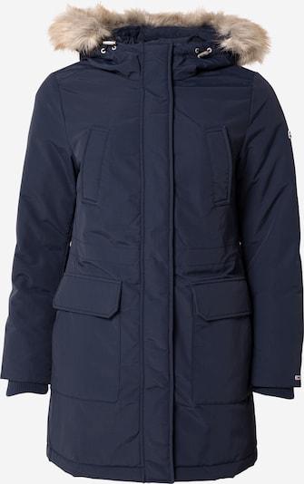 Tommy Jeans Winterparka in navy, Produktansicht