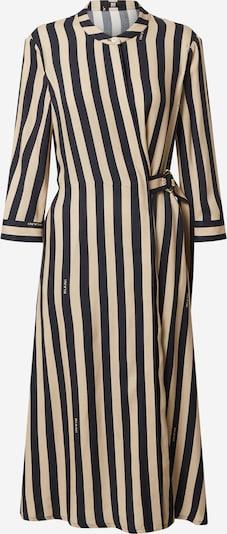 Riani Skjortklänning i beige / marinblå, Produktvy