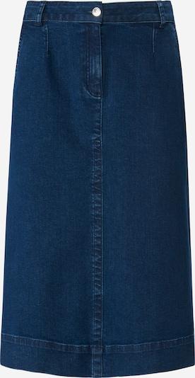 Peter Hahn Jeansrock Jeans-Rock in blau, Produktansicht