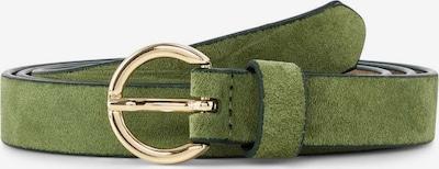 TOM TAILOR Belt in Green, Item view