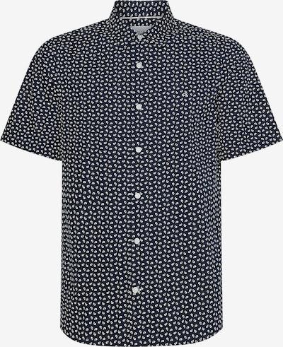 Calvin Klein Hemd in marine / weiß, Produktansicht