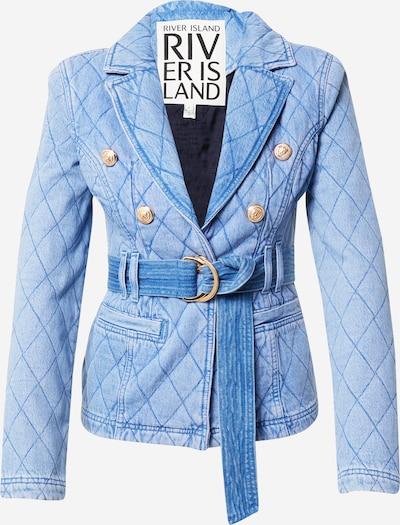 River Island Blazers 'JEMMA' in de kleur Blauw denim, Productweergave