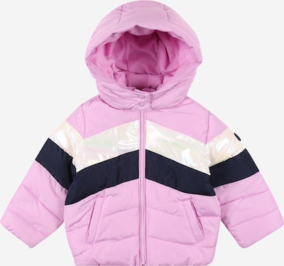 GAP Winterjas in de kleur Marine / Rosa / Wit, Productweergave