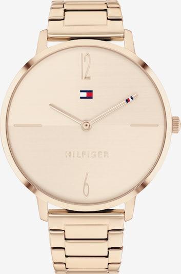 TOMMY HILFIGER Zegarek analogowy w kolorze różowe złotom, Podgląd produktu