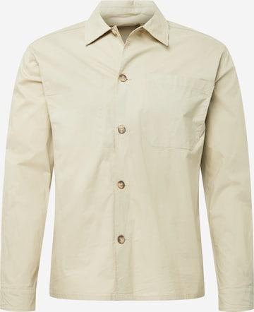 minimum Hemd 'Dammeyer' in Beige