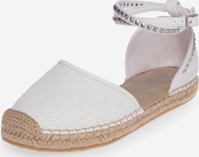 Soccx Espadrille in weiß, Produktansicht