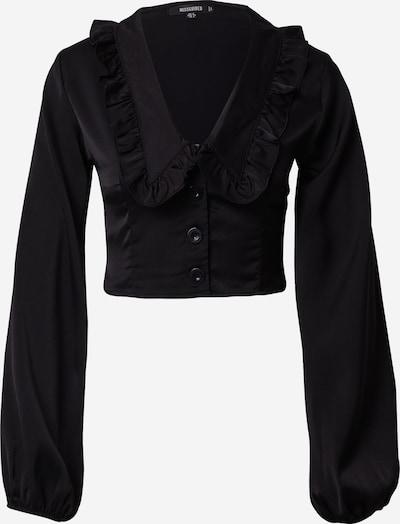 Missguided Bluse i svart, Produktvisning