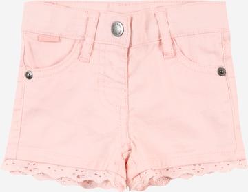 Boboli Püksid, värv roosa