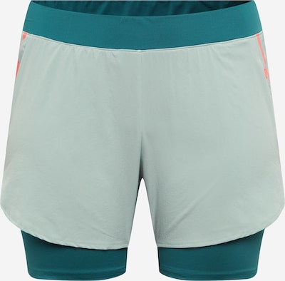 Only Play Curvy Sports trousers in Azure / Petrol, Item view