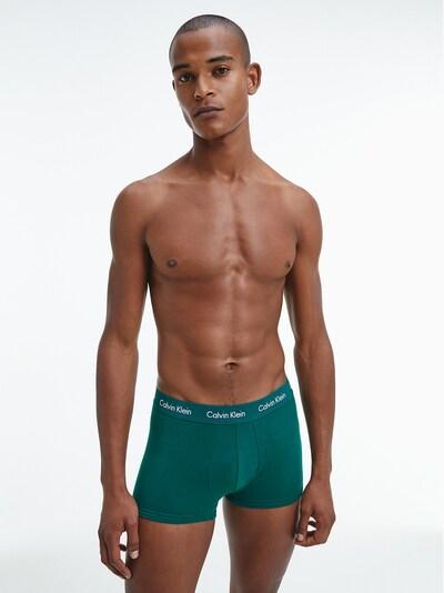 Calvin Klein Underwear Bokseršorti ūdenszils / pelēks / egļu, Modeļa skats