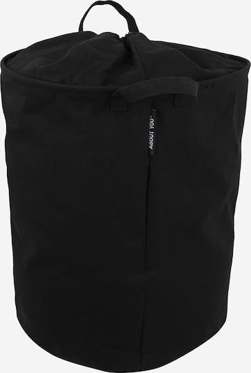 ABOUT YOU Wäschekorb 'Comfy L' (46 L x 46 B x 57 H) in schwarz, Produktansicht