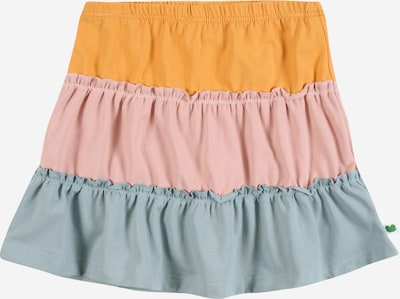 Fred's World by GREEN COTTON Skirt 'Alfa' in smoke blue / light orange / pink, Item view