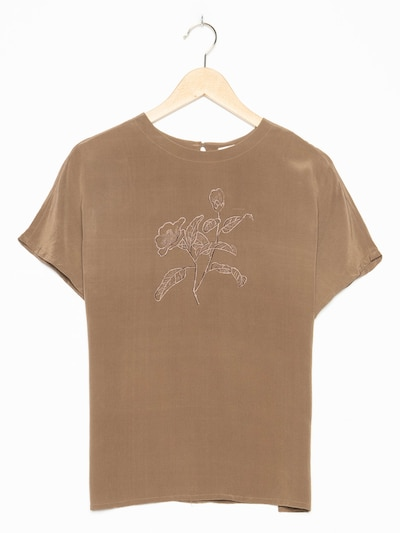 Yessica Bluse in M-L in cappuccino, Produktansicht