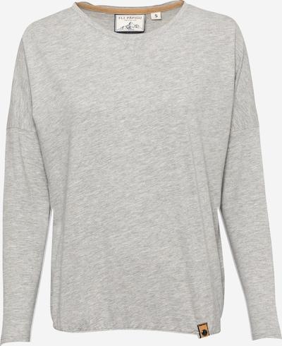 Fli Papigu T-shirt 'Mandy muss Kacken' en gris chiné, Vue avec produit