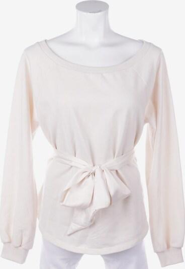 Juvia Sweatshirt / Sweatjacke in S in beige, Produktansicht