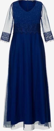 Ulla Popken Abendkleid in blau, Produktansicht