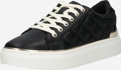 Sneaker low 'NATACHHA' CALL IT SPRING pe auriu / negru, Vizualizare produs