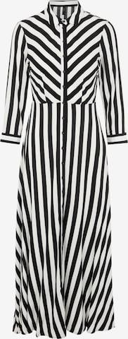 Robe-chemise 'Savanna' Y.A.S en noir