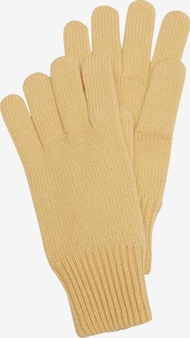 s.Oliver Handschuhe in Gelb