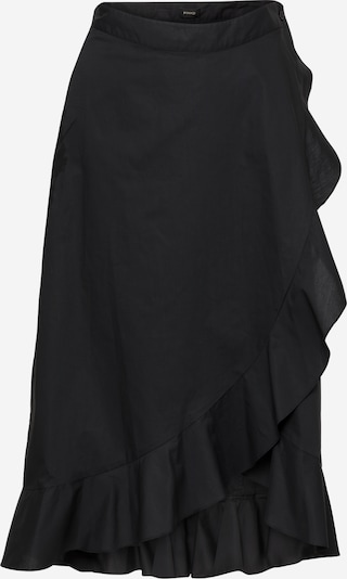 PINKO Jupe en noir, Vue avec produit