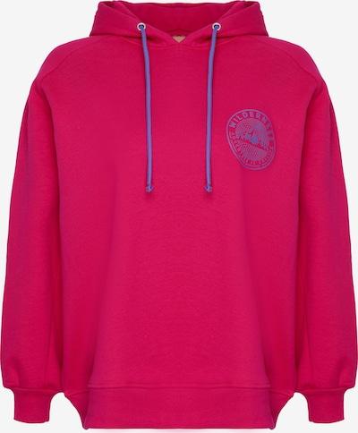 Grimelange Kapuzensweatshirt 'Polina' in pink, Produktansicht