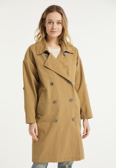 DreiMaster Vintage Mantel in ecru, Modelansicht