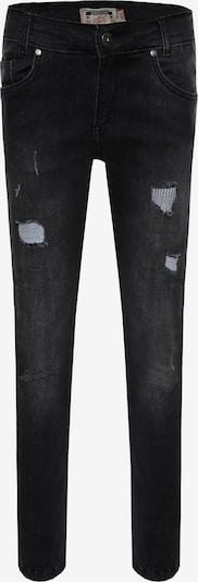 BLUE EFFECT Jeans in black denim, Produktansicht