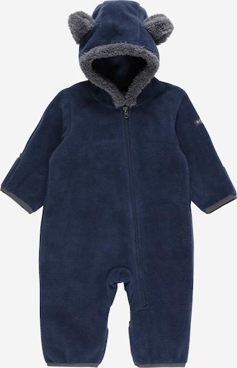 COLUMBIA Функционален костюм 'Tiny Bear II' в тъмносиньо / сиво, Преглед на продукта