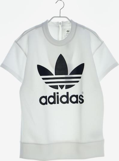ADIDAS ORIGINALS Sweatshirt & Zip-Up Hoodie in XXS in White, Item view