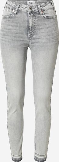 PAIGE Jeans 'Hoxton' in grey denim, Produktansicht