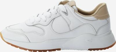 CAMEL ACTIVE Sneaker in camel / weiß, Produktansicht