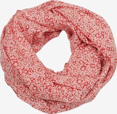 s.Oliver Écharpe tube en rose / rouge, Vue avec produit