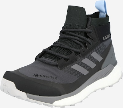 ADIDAS PERFORMANCE Boots 'Free Hiker Gore-Tex' en gris / gris basalte, Vue avec produit