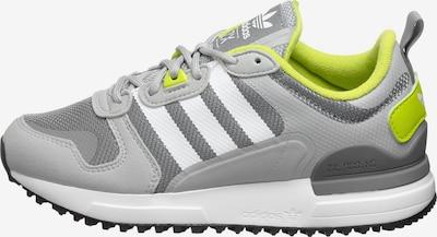 ADIDAS ORIGINALS Sneakers in Dark grey / Light green / White, Item view