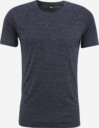 BOSS Casual T-Shirt 'RN Athletic' in dunkelblau, Produktansicht